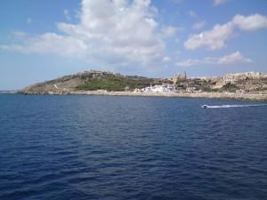 Gozo Hafen